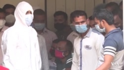 চট্টগ্রামে ভ্রাম্যমান গাড়িতে করোনার নমুনা সংগ্রহ