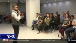 Tiranë, të rinjtë përfshihen në projekte inovative