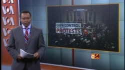 U.S. Gun Control Protest