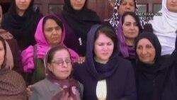 Afganistan'da Kadınlar 2014 Sonrasından Kaygılı