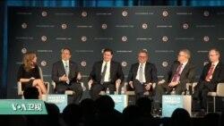 投资美国峰会 美官员对美中贸易谈判反应积极