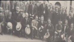 Українські лобісти у США були вже 100 років тому. Відео.