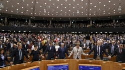 EU နဲ႔ ၿဗိတိန္ ခြဲခြာခ်ိန္ နာရီပိုင္းသာလိုေတာ႔