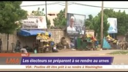 Mali: les électeurs se préparent à se rendre aux urnes