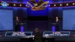 Tramp-Bayden: Birinchi debat