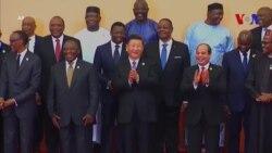 Arrivées pour le rassemblement des dirigeants africains à Beijing (vidéo)