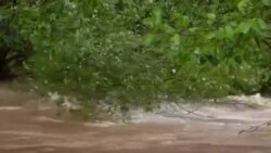 دو توفان، در امریکا و آسیا جان ده ها تن را گرفته است