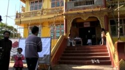 Voting in Myanmar Military Town of Pyin Oo Lwin