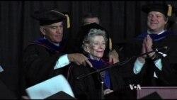 Woman World War II Pilot Honored