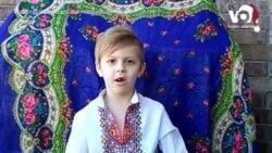Діти емігрантів з України у США співають колядку «Нова радість стала». Відео