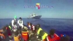 2014-09-16 美國之音視頻新聞: 五百名企圖抵達歐洲的移民恐已溺斃