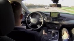 Self-Driving Cars Still Need Human Drivers