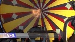 ნიუ-მექსიკოში საჰაერო ბუშტების ფესტივალი გაიმართა