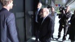 Blatter anuncia su renuncia a la FIFA