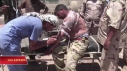 Các lực lượng Iraq nỗ lực lớn để chiếm lại thành phố Fallujah