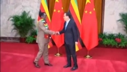 Zimbabwe President Reinforces Relationship With Longtime Ally, China
