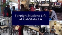International Students Talk About Studying in the US