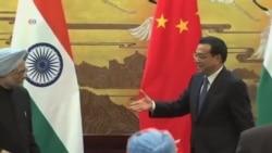 中印達成邊界地帶防務合作協議