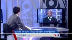Washington Forum du 5 novembre 2015 : les divergences sur la guerre en Syrie