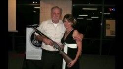 Texaslı snayperi öldürən polis zabitinin qızı atasının irsini davam etdirir