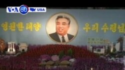 Bình Nhưỡng đón mừng ngày sinh cựu lãnh tụ Kim Il-sung