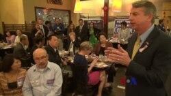 美国中期选举:选民关心经济与外交