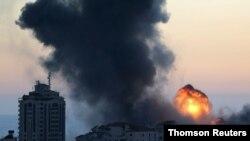 ادامه درگیریها در غزه