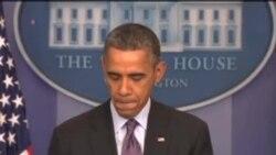 奥巴马对曼德拉的去世发表感言