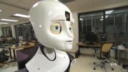 """คนกับหุ่นยนต์ """"เราอยู่ร่วมกันได้"""""""