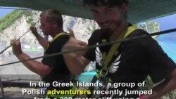 Học tiếng Anh qua tin tức - Nghĩa và cách dùng từ Adventure (VOA)