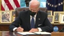 США у п'ятницю офіційно повернулися до Паризької кліматичної угоди. Відео