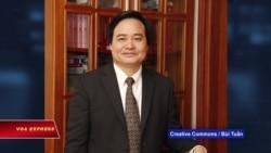 Bộ trưởng Giáo dục-Đào tạo VN bị tố cáo tự đạo văn
