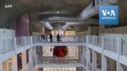 Inauguration d'un cimetière souterrain ultramoderne à Jérusalem