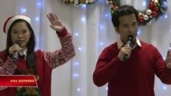 Đem Giáng sinh và năm mới tới với người già neo đơn