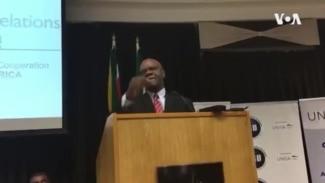 Mutambara Says Zimbabwe Needs to Address Ways of Conducting Elections