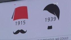 Визнання Геноциду вірмен відкладається через геополітику? Відео