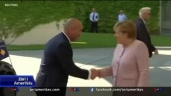 Kryeministri Haradinaj takohet me kancelaren Merkel