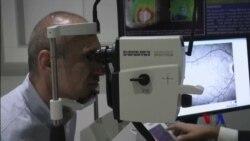 眼睛测试将帮助诊断帕金森氏症