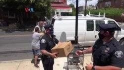 Kepolisian Dibubarkan di Kota Camden - VOA untuk Buser SCTV