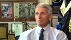 WATCH: Dr. Anthony Fauci Speak About Ebola History