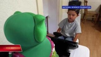 Robot trợ giúp trẻ tự kỷ