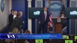 SHBA: Në prag të debatit të parë presidencial
