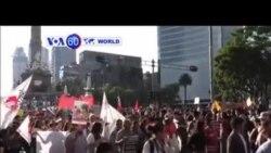 VOA國際60秒(粵語): 2014年11月17日
