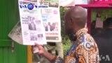VOA60 Afrika: Zanga zanga Ta Barke A Conakry Babban Birnin Kasar Guinea