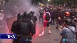 Përleshje në Pariskundërmasavetërejakufizuesendaj variantit Delta
