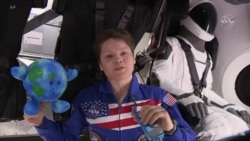 SpaceX的太空舱成功停靠国际空间站