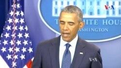 Obama: 'Amerikan Tarihinin En Kanlı Silahlı Saldırısı'
