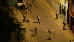 Venezolanos se preparan para marchar