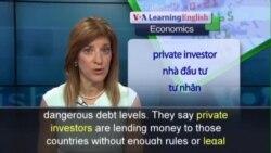 Anh ngữ đặc biệt: Global Debt (VOA)