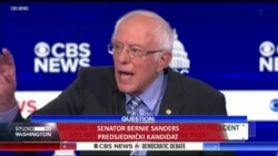 Sanders kritikovan zbog stavova iz prošlosti